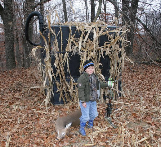 The Best Hunting Blind For Deer In The World Iowa