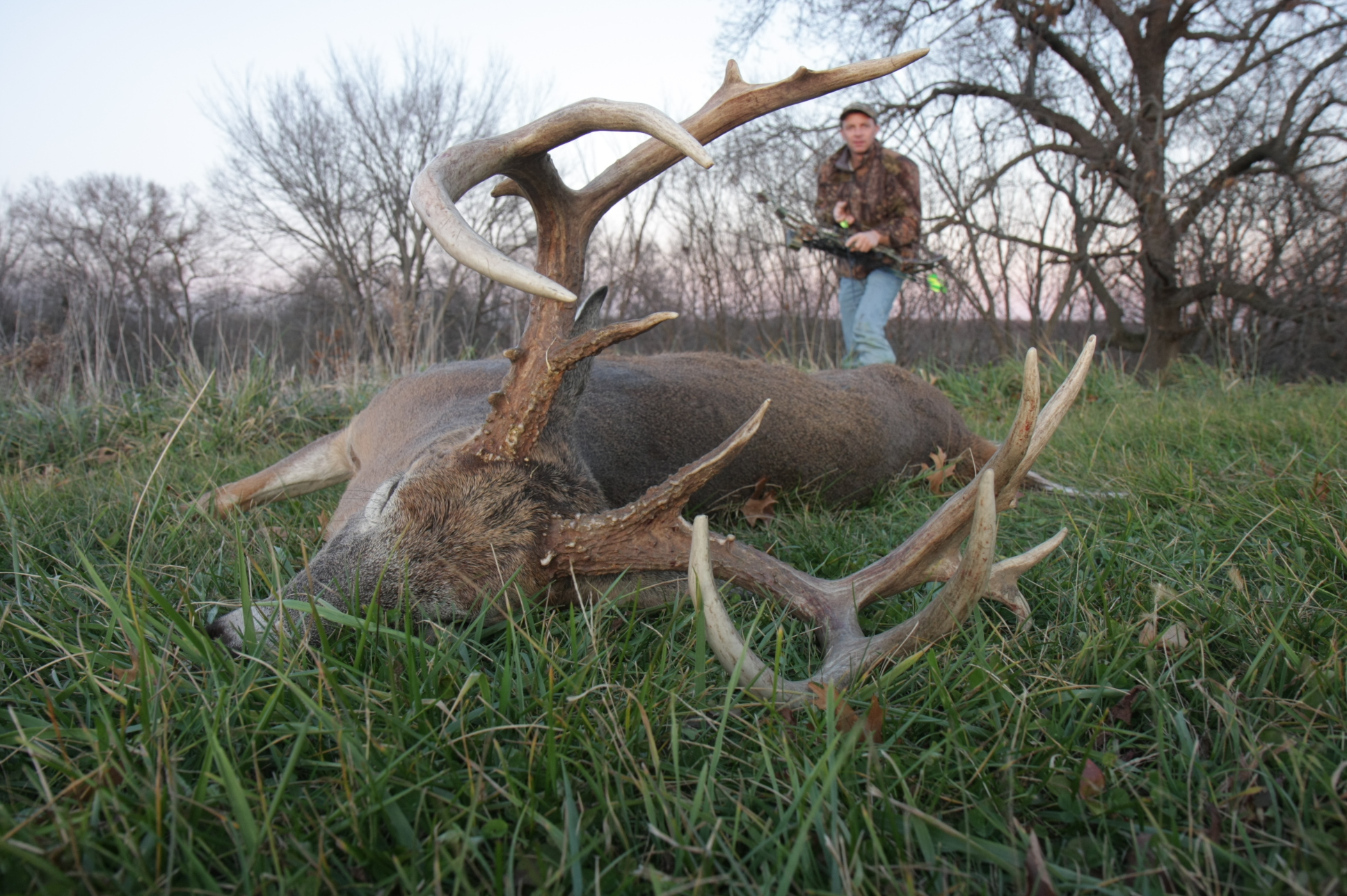 2010 buck harvest photo buck number 2