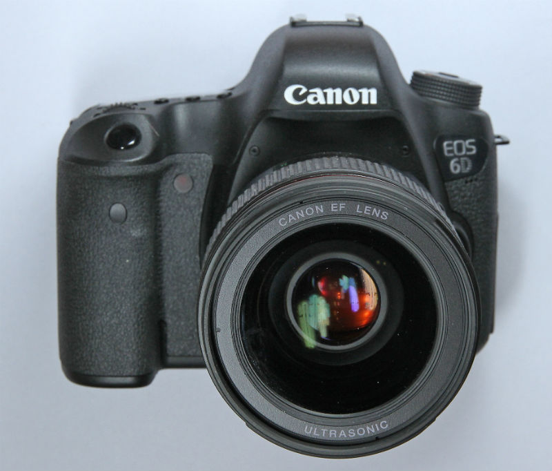 Picture of a Canon EOS 6D