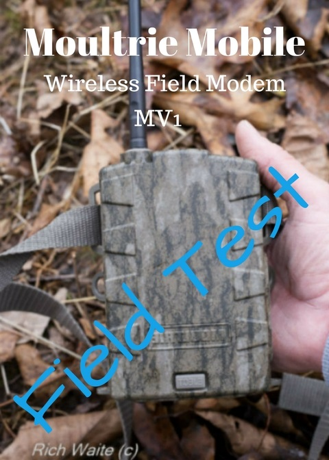 Moultrie Mobile Wireless Field Modem MV1 (Field Review)